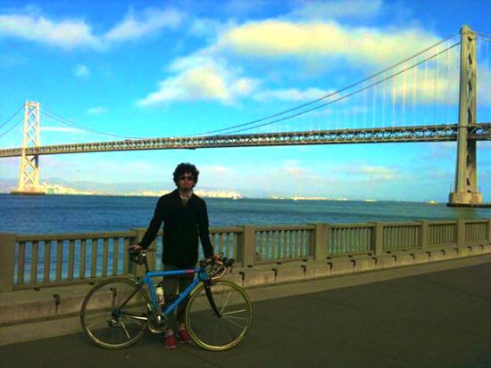 Hello from San Francisco!